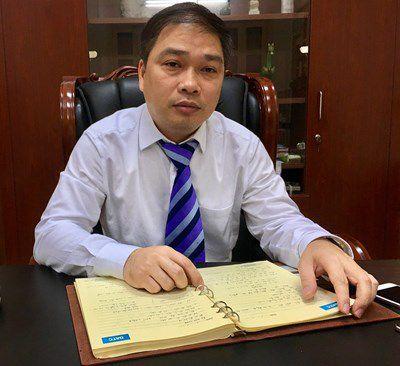 Tân Chủ tịch Lương Hải Sinh và