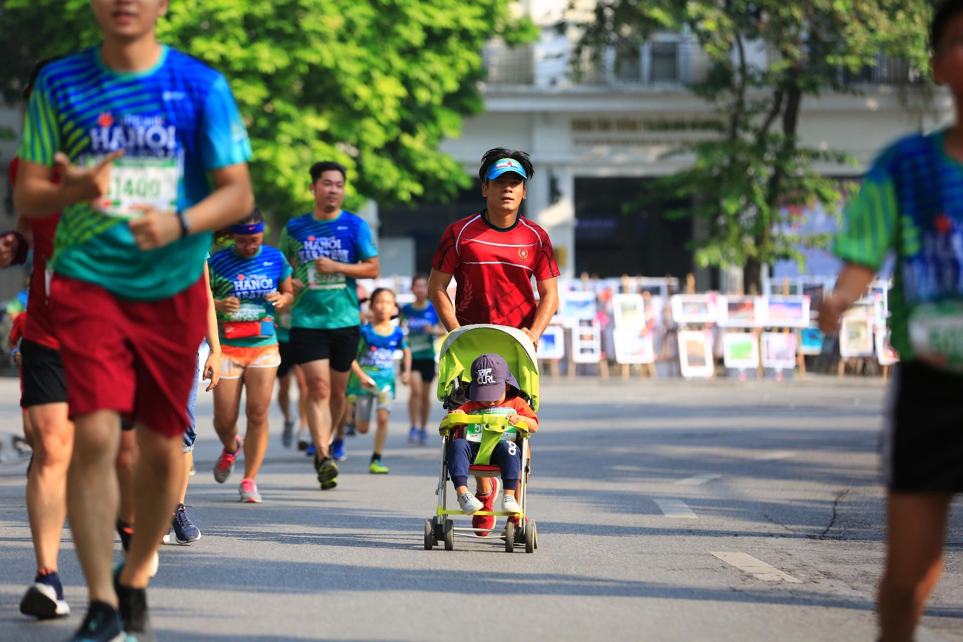 VPBank Hanoi Marathon 2019 – Điểm nhấn lan tỏa phong trào marathon Việt Nam