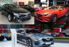 Công nghiệp ô tô Việt Nam có thể