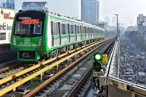 Đường sắt Cát Linh - Hà Đông kéo dài thêm 20km tới Xuân Mai
