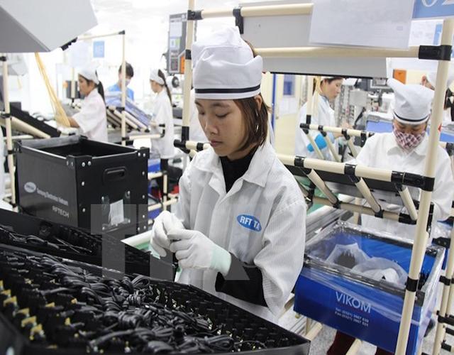 Hơn 29 tỷ USD vốn ngoại đổ vào Việt Nam