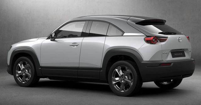 Mazda chính thức ra mắt mẫu xe chạy điện đầu tiên MX-30 - 2