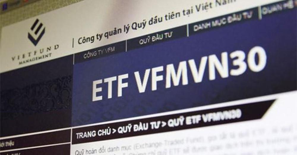 Tỉ trọng cổ phiếu quỹ ETF VFMVN30 sẽ thay đổi ra sao trong quý III?