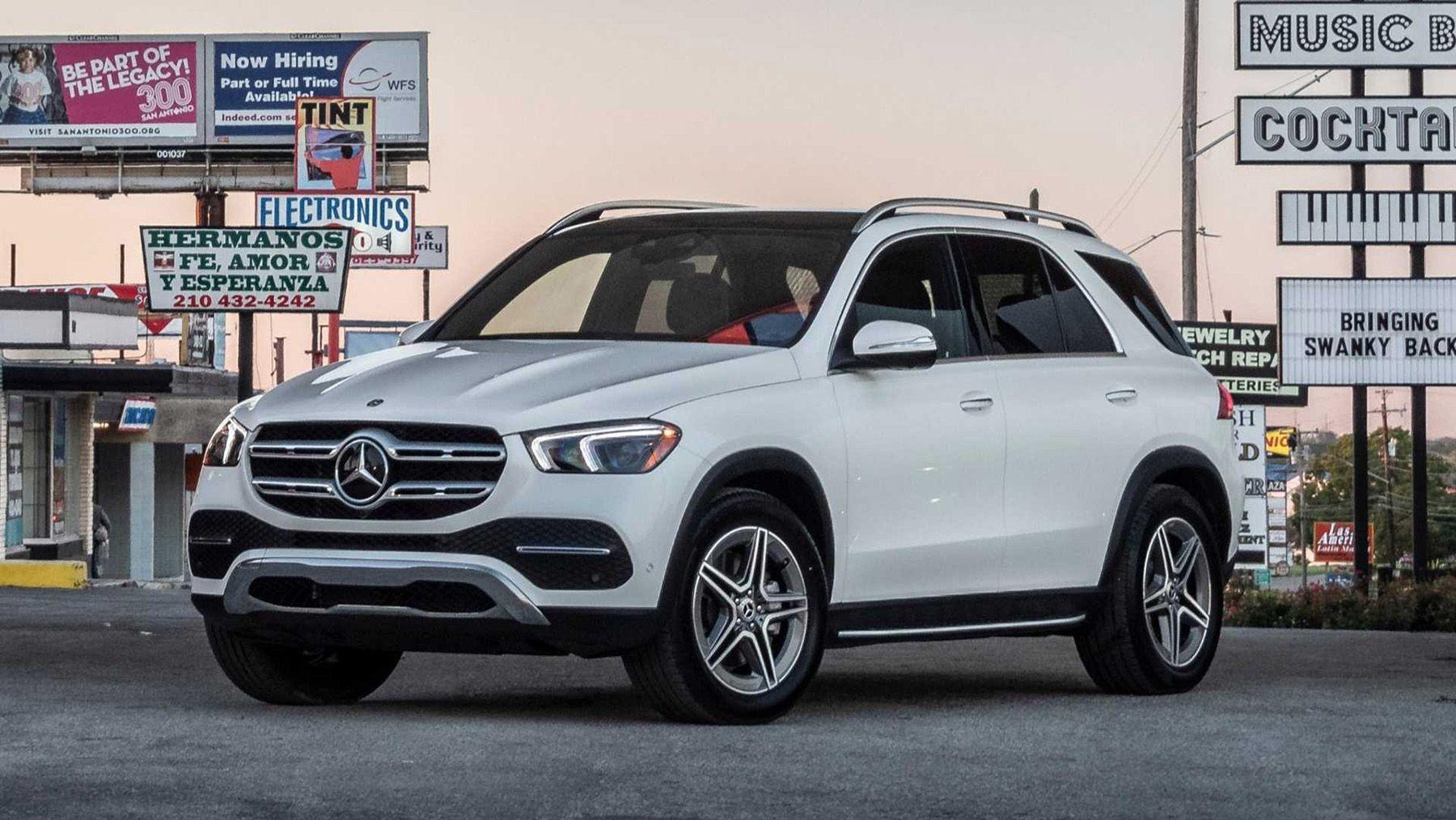 Vừa ra mắt, Mercedes-Benz GLE 2020 đã bị triệu hồi để sửa lỗi