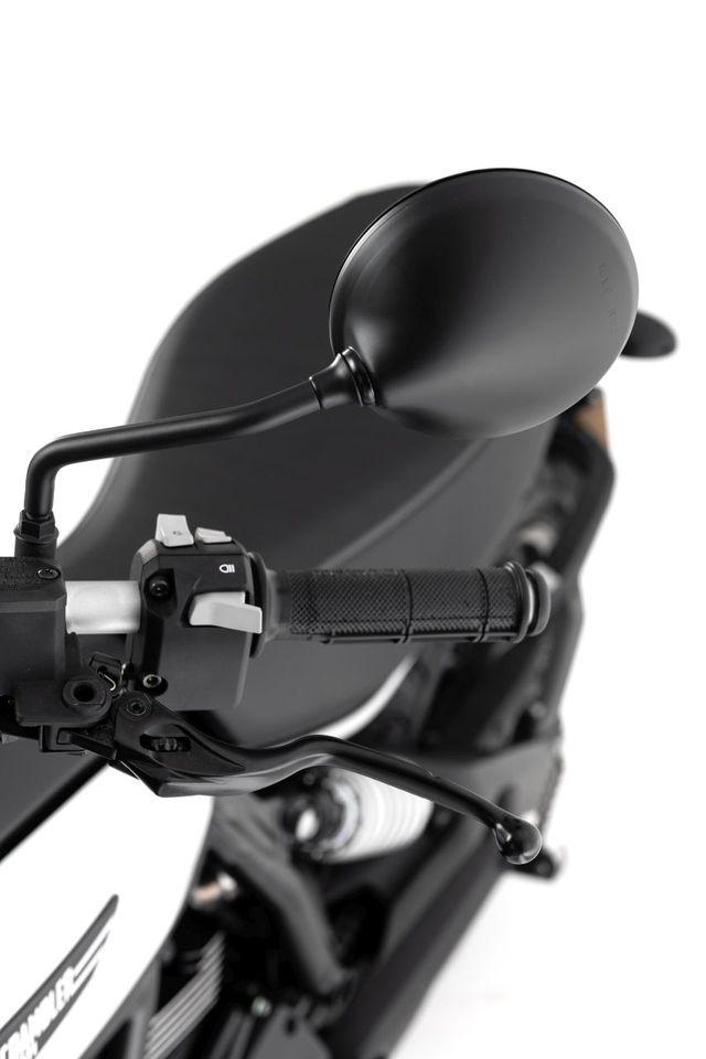 Ducati chỉ làm mới Scrambler bằng phiên bản Icon Dark cho năm 2020 - 12