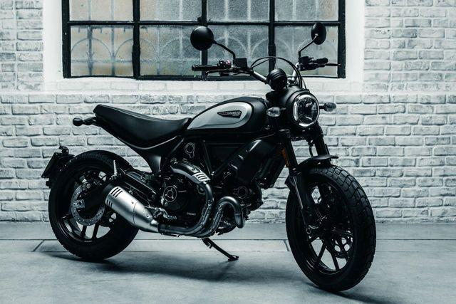 Ducati chỉ làm mới Scrambler bằng phiên bản Icon Dark cho năm 2020 - 3