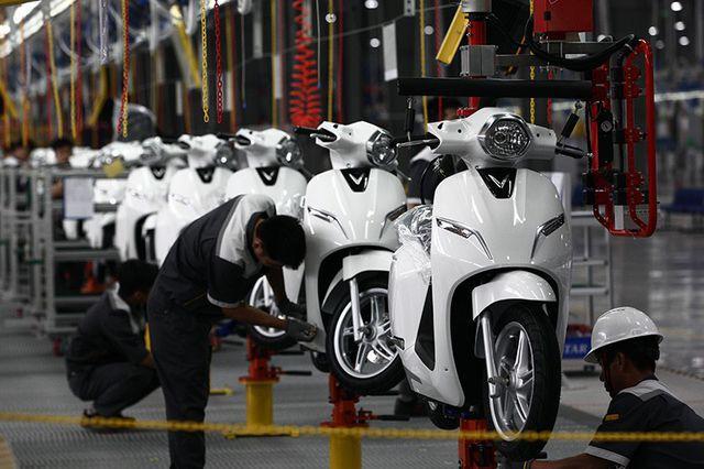 Mỗi ngày có hơn 9.238 xe máy mới đến tay người tiêu dùng - 3