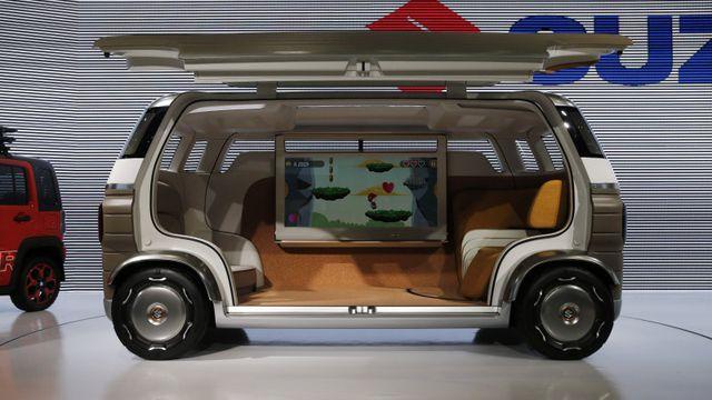 Điểm danh những mẫu xe đáng chú ý nhất tại Triển lãm ô tô Tokyo 2019 - 11