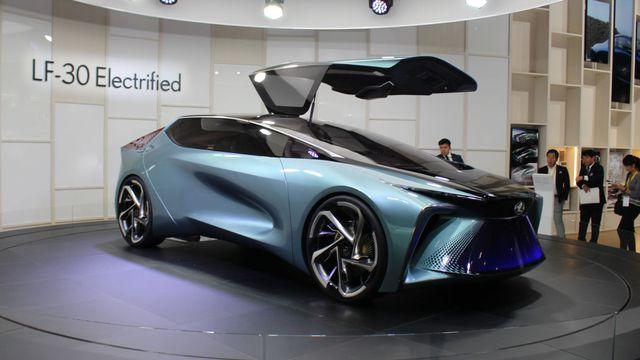 Điểm danh những mẫu xe đáng chú ý nhất tại Triển lãm ô tô Tokyo 2019 - 4