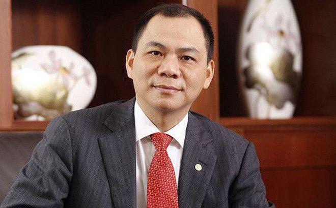 Tài sản ông Phạm Nhật Vượng đã tăng thêm hơn 6.500 tỷ đồng trong ngày hôm qua
