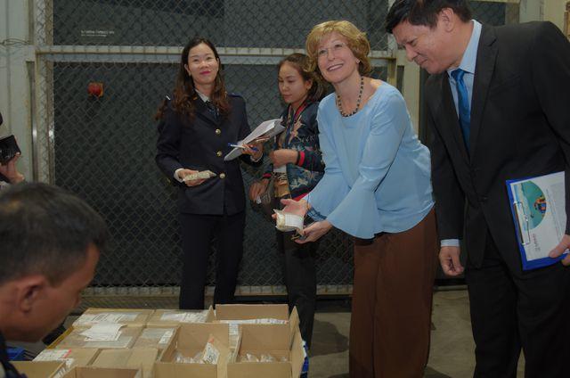 Tổng cục Hải quan: Hàng hóa Trung Quốc đội lốt thương hiệu Việt để xuất khẩu - 2