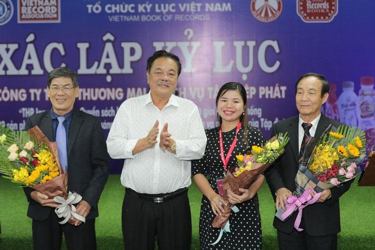an tuong ve ngan hang san pham cua tan hiep phat