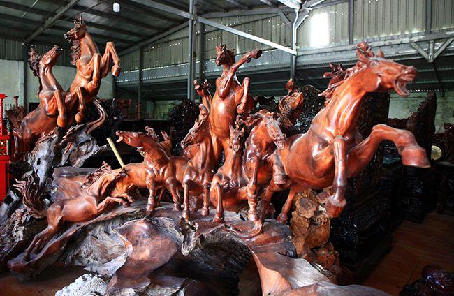 Đại gia chi 7 tỷ đồng vẫn không mua được tác phẩm làm từ gỗ vứt đi