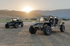 Tomcar TX4 UTV - Mẫu xe quân sự duy nhất bán cho dân thường
