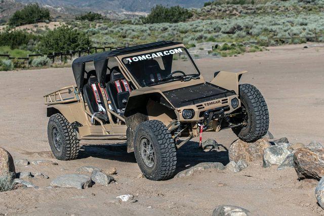 Tomcar TX4 UTV - Mẫu xe quân sự duy nhất bán cho dân thường - 8