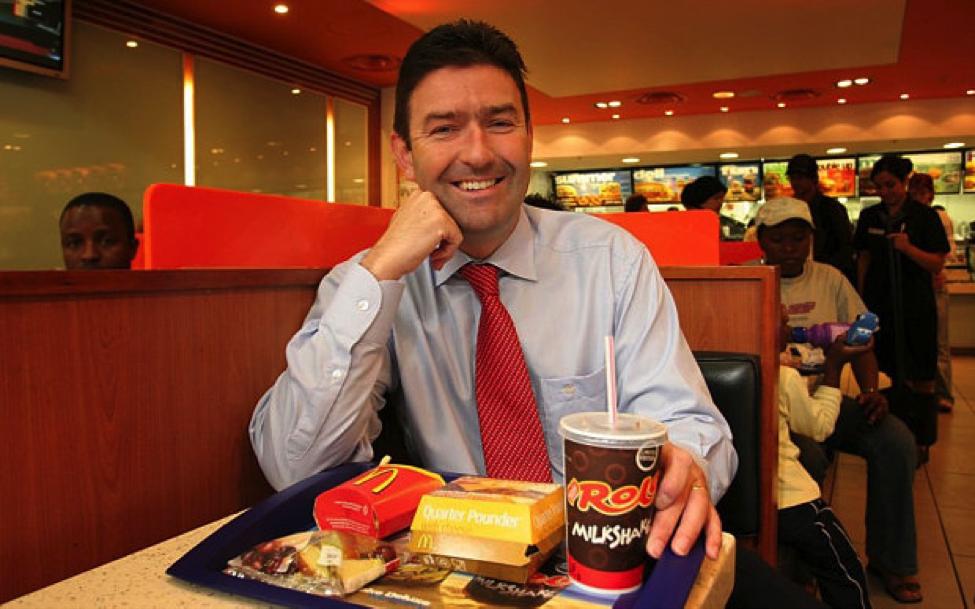 Mc Donald's tiến hành tái nhân sự nhiều nhân viên cấp cao dứt áo ra đi