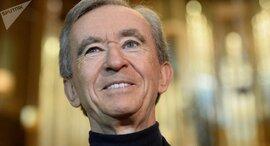 Ông chủ Louis Vuitton vượt mặt Bill Gates trở thành người giàu thứ 2 thế giới