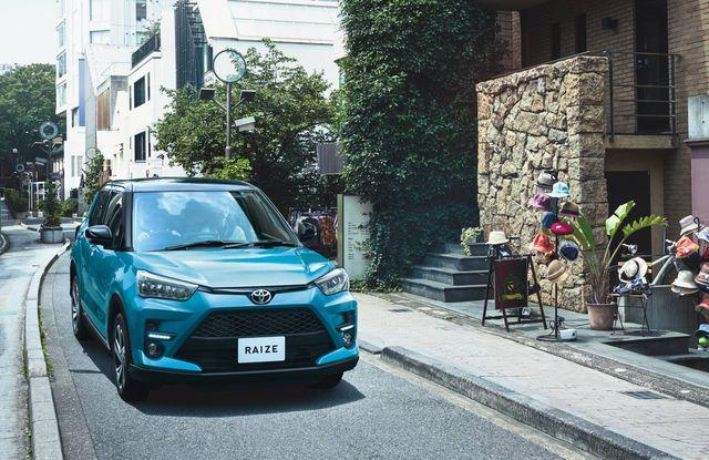 Toyota Raize chính thức gia nhập phân khúc SUV cỡ nhỏ - 1