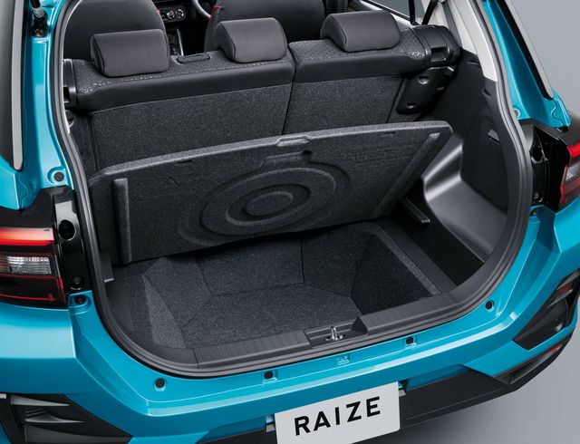 Toyota Raize chính thức gia nhập phân khúc SUV cỡ nhỏ - 11