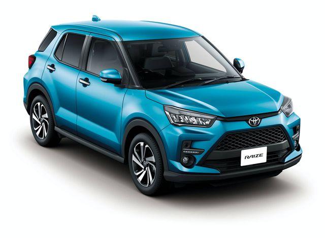 Toyota Raize chính thức gia nhập phân khúc SUV cỡ nhỏ - 17