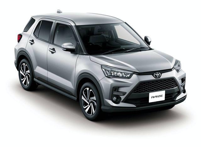 Toyota Raize chính thức gia nhập phân khúc SUV cỡ nhỏ - 21
