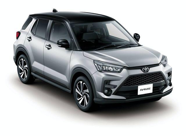 Toyota Raize chính thức gia nhập phân khúc SUV cỡ nhỏ - 22