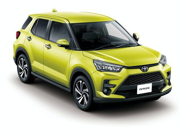Toyota Raize chính thức gia nhập phân khúc SUV cỡ nhỏ - 23