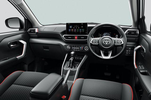 Toyota Raize chính thức gia nhập phân khúc SUV cỡ nhỏ - 28