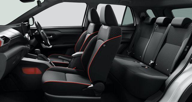 Toyota Raize chính thức gia nhập phân khúc SUV cỡ nhỏ - 29