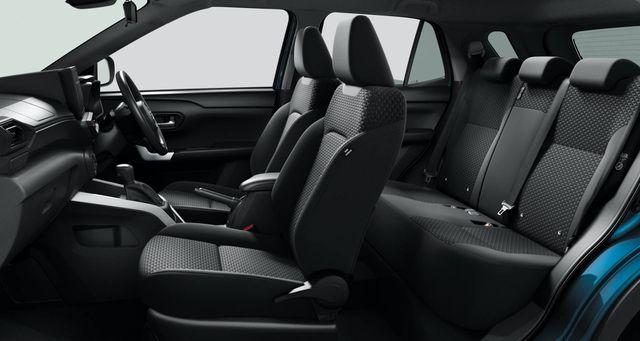Toyota Raize chính thức gia nhập phân khúc SUV cỡ nhỏ - 36
