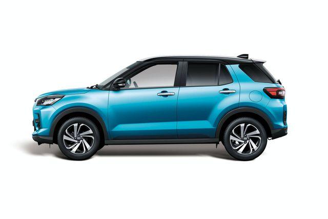 Toyota Raize chính thức gia nhập phân khúc SUV cỡ nhỏ - 6