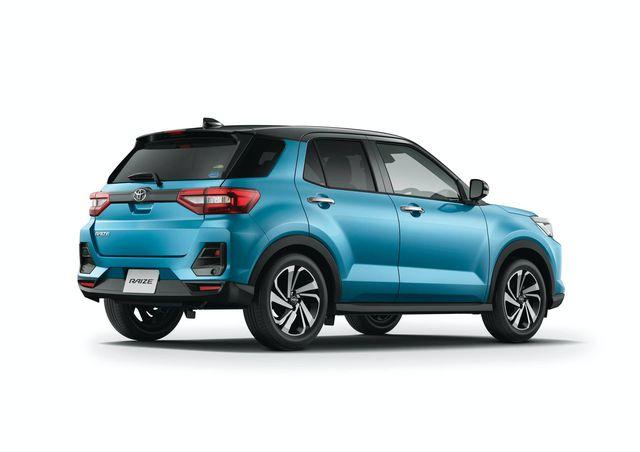 Toyota Raize chính thức gia nhập phân khúc SUV cỡ nhỏ - 7