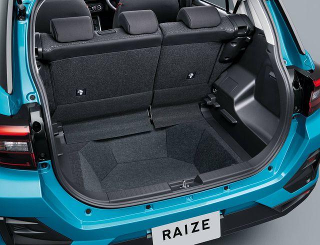 Toyota Raize chính thức gia nhập phân khúc SUV cỡ nhỏ - 10