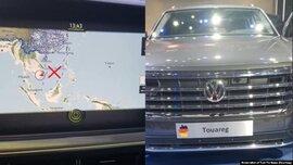 4.000 ô tô Trung Quốc nhập 9 tháng qua, bao nhiêu chiếc gắn bản đồ