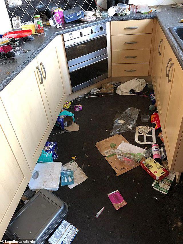 Cơn ác mộng của chủ trọ với căn nhà đầy rác thải và người thuê trọ trốn nợ - 3