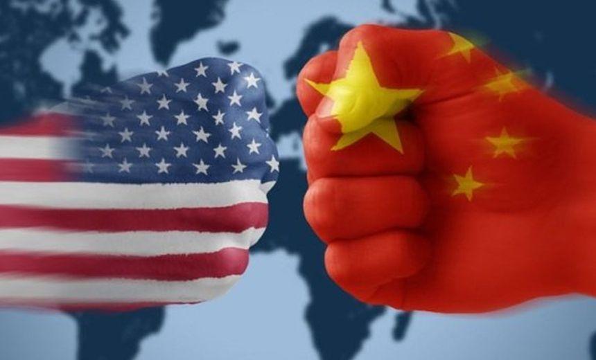 Đối đầu Mỹ - Trung:
