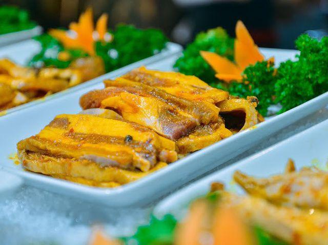 """Không tăng giá phải bớt phần ăn, nhà hàng """"khóc mếu vì giá thịt lợn tăng - 5"""