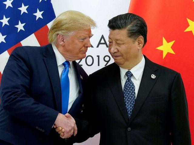 Mỹ, Trung Quốc sẵn sàng đình chiến thương mại - 1