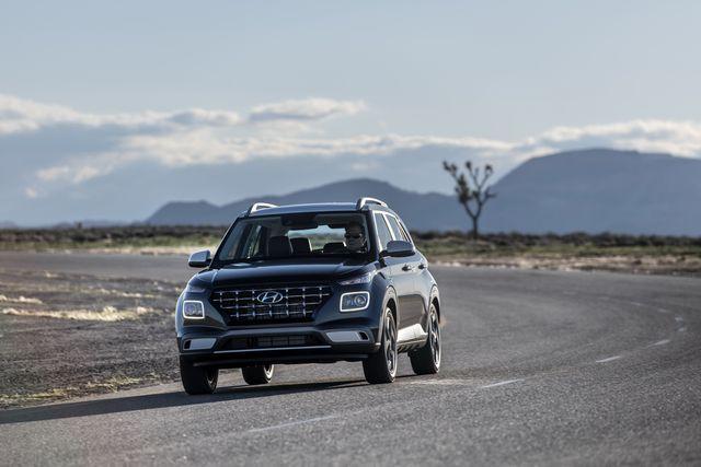 Venue trở thành SUV rẻ nhất của Hyundai tại Mỹ - 3