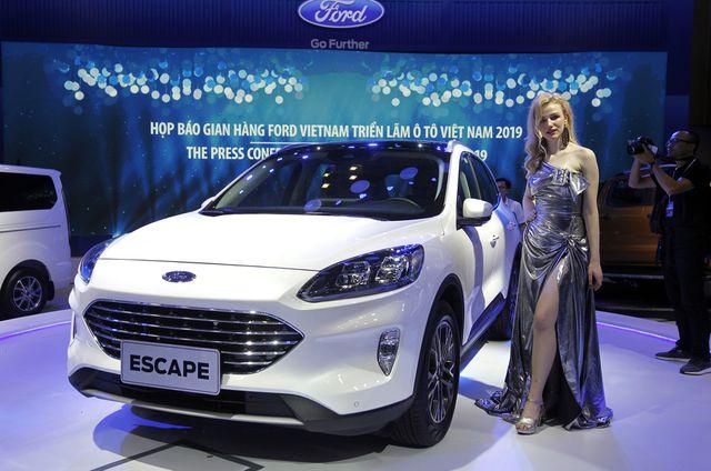 Bảng giá ôtô tháng 11/2019: Xe mới ồ ạt ra mắt đón mùa bán hàng cuối năm - 3