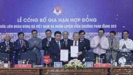 Bất ngờ: Vingroup của tỷ phú Phạm Nhật Vượng trả lương cho ông Park Hang Seo