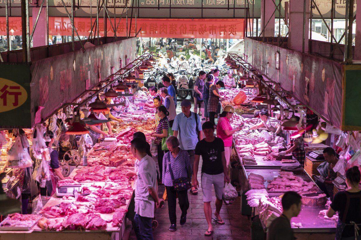Chỉ số giá tiêu dùng Trung Quốc tăng kỉ lục do thiếu hụt thịt lợn trầm trọng