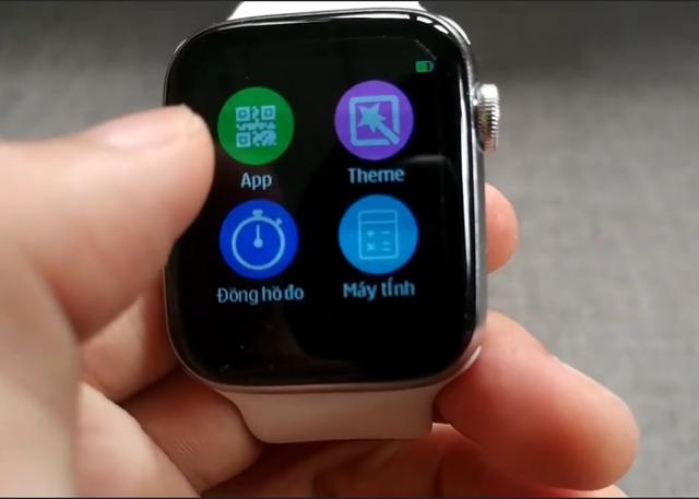 Đồng hồ nhái Apple Watch nhan nhản, giá chưa tới 500.000 đồng - 5
