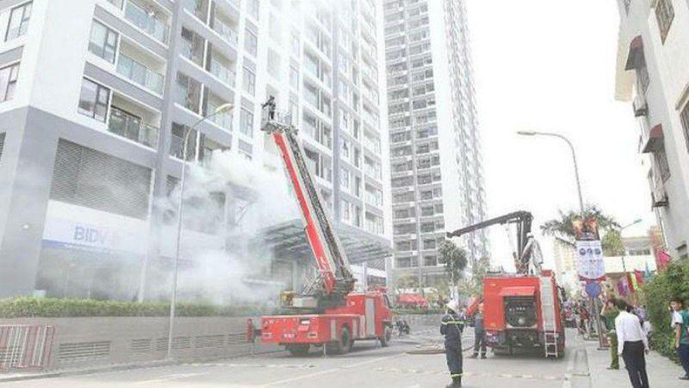 Công khai hàng nghìn dự án, công trình vi phạm về phòng cháy, chữa cháy