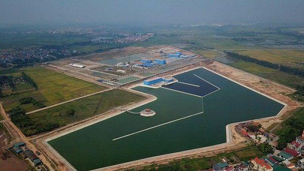 Giá nước nhà máy Sông Đuống đắt vì đầu tư khủng: