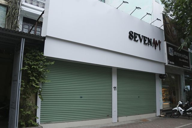 Chuỗi cửa hàng Seven.am đóng cửa hàng loạt ở Hà Nội - 1