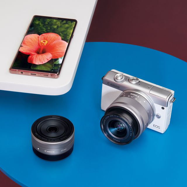 Canon trình làng máy ảnh không gương lật EOS M200 tại Việt Nam, giá từ 15,9 triệu đồng - 1