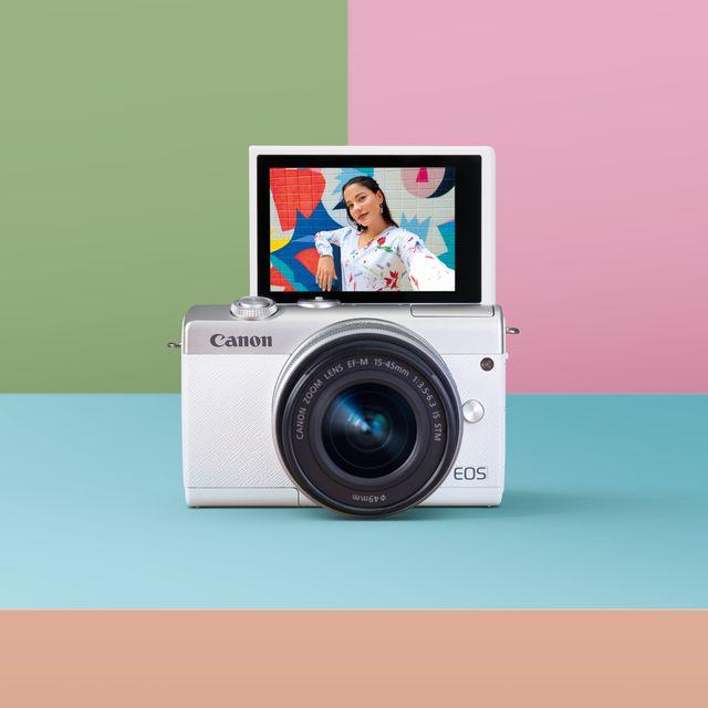 Canon trình làng máy ảnh không gương lật EOS M200 tại Việt Nam, giá từ 15,9 triệu đồng - 2