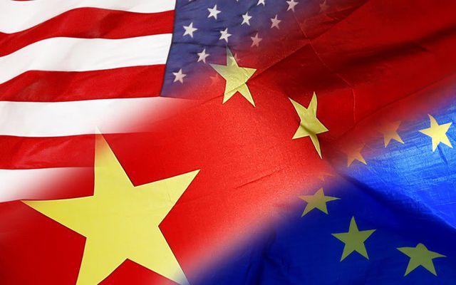 Thách thức từ Trung Quốc trong mối quan hệ giữa Mỹ và châu Âu - 1