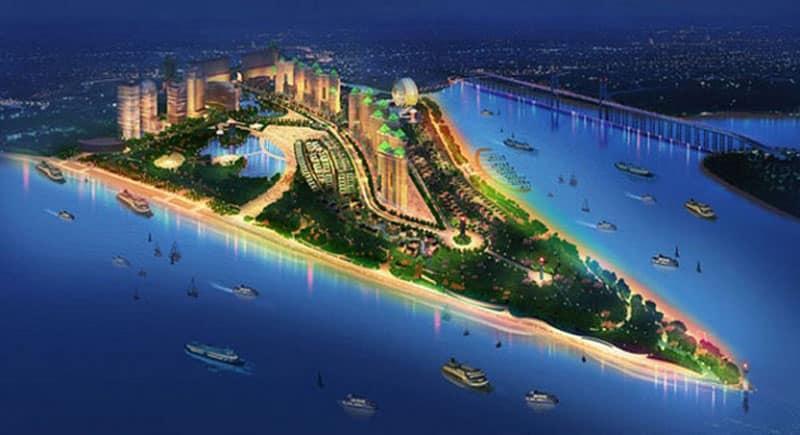 Cung đường ven sông đắt giá ở Sài Gòn được đánh thức bởi hàng loạt siêu dự án
